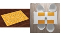 Ambesonne Bee Place Mats, Set of 4