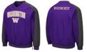 Colosseum Men's Washington Huskies Duffman Windbreaker Jacket