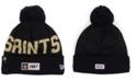 New Era New Orleans Saints Road Sport Knit Hat