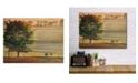 "Courtside Market Sunlit Pastures 16"" x 20"" Wood Pallet Wall Art"