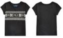 Polo Ralph Lauren Toddler Girl's Fair Isle Cotton Jersey T-Shirt