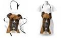 Ambesonne Boxer Dog Apron
