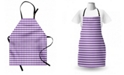 Ambesonne Checked Apron