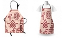 Ambesonne Asian Apron