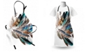 Ambesonne Feathers Apron