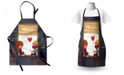 Ambesonne Valentines Day Apron