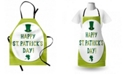 Ambesonne St. Patrick's Day Apron