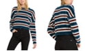 Volcom The Fav Striped Chenille Sweater