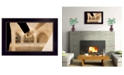 """Trendy Decor 4U To Have and To Hold By Justin Spivey, Printed Wall Art, Ready to hang, Black Frame, 20"""" x 14"""""""