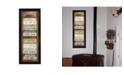 "Trendy Decor 4U Farmhouse Rules By Marla Rae, Printed Wall Art, Ready to hang, Black Frame, 14"" x 38"""