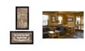 "Trendy Decor 4U Hunting Season Collection By Dee Dee, Printed Wall Art, Ready to hang, Black Frame, 22"" x 20"""