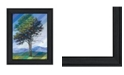 """Trendy Decor 4U Catching Light as Time Passes by Tim Gagnon, Ready to hang Framed Print, Black Frame, 15"""" x 19"""""""