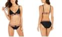 Calvin Klein Triangle Bikini Top & Logo Bottoms