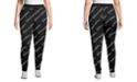 Champion Plus Size Printed Track Pants