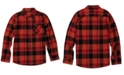 Volcom Toddler & Little Boys Cotton Modern-Fit Flannel Plaid Shirt