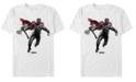 Marvel Men's Avengers Endgame Painted Thor, Short Sleeve T-shirt