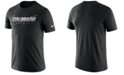 Nike Men's Colorado Buffaloes Facility T-Shirt
