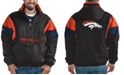Starter Denver Broncos 100th Starter Breakaway Pullover Jacket