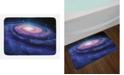 Ambesonne Galaxy Bath Mat