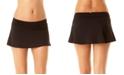 Anne Cole Solid Swim Skirt