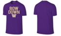 Retro Brand Men's Washington Huskies Slogan T-Shirt