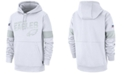 Nike Men's Philadelphia Eagles 100th Anniversary Sideline Line of Scrimmage Therma Hoodie