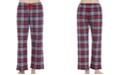 Tommy Hilfiger Cotton Plaid Flannel Pajama Pants
