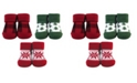 Hudson Baby Baby Boy Socks 3 Piece Gift Set