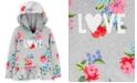 Carter's Toddler Girls Cotton Floral-Print Love Peplum Top