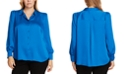 Vince Camuto Plus Size Puff-Sleeve Shirt