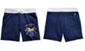 Polo Ralph Lauren Toddler Boys Embroidered Spa Terry Shorts