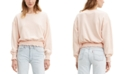 Levi's Smocked Sweatshirt