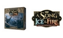 CMON A Song Of Ice Fire: Tabletop Miniatures Game - Free Folk Starter Set