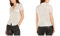 INC International Concepts INC Sequinned Shirt, Created for Macy's