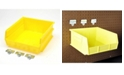 Triton Products Locbin Hanging Bin binclip Kits, 6 Count