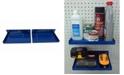 Triton Products DuraHook Epoxy Coated Steel Shelf for Duraboard Pegboard