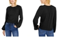 INC International Concepts INC Balloon-Sleeve Sweater, Created for Macy's