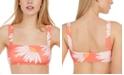 kate spade new york Printed Bralette Bikini Top