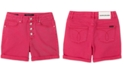 Calvin Klein Big Girls Cuffed Denim Shorts