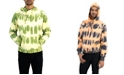 Good Brother Men's Embroidered Tie Dye Hoodie