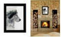 Trendy Decor 4U Trendy Decor 4u Wolf Stare by Andreas Lie, Ready to Hang Framed Print Collection