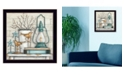 Trendy Decor 4U Trendy Decor 4U Lantern on Books By Mary June, Printed Wall Art, Ready to hang Collection