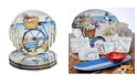 Certified International By the Sea 4-Pc. Dinner Plates
