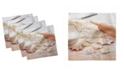"Ambesonne Cookie Set of 4 Napkins, 18"" x 18"""