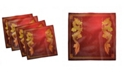 "Ambesonne Dragon Set of 4 Napkins, 18"" x 18"""