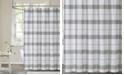 """Cottage Classics Plaid Shower Curtain, 72"""" x 72"""""""