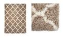 "Global Rug Designs Barnes Bar04 Beige 7'10"" x 10'2"" Area Rug"