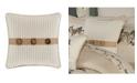 "J Queen New York Palm Beach 18"" Square Pillow"
