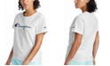Champion Women's The Girlfriend Cotton Logo T-Shirt