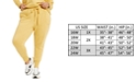 Danielle Bernstein Plus Size French Terry Pants, Created for Macy's